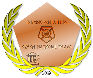 BOINC Pentathlon 2019 - Bronze Medal City Run